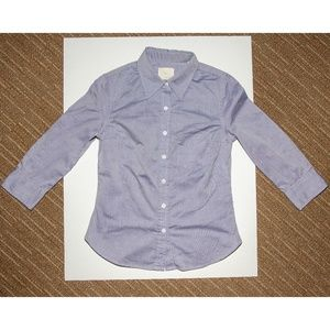 Boy. by Band of Outsiders Blue Size 1 Top NWOT